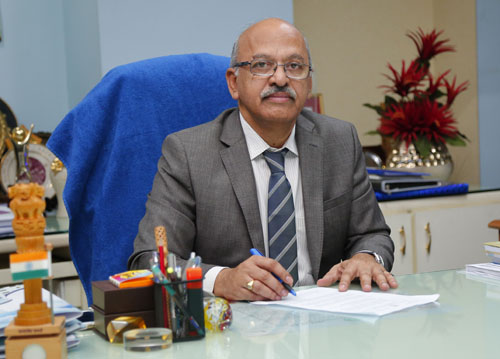 JNTUH Prof. A. Venugopal Reddy